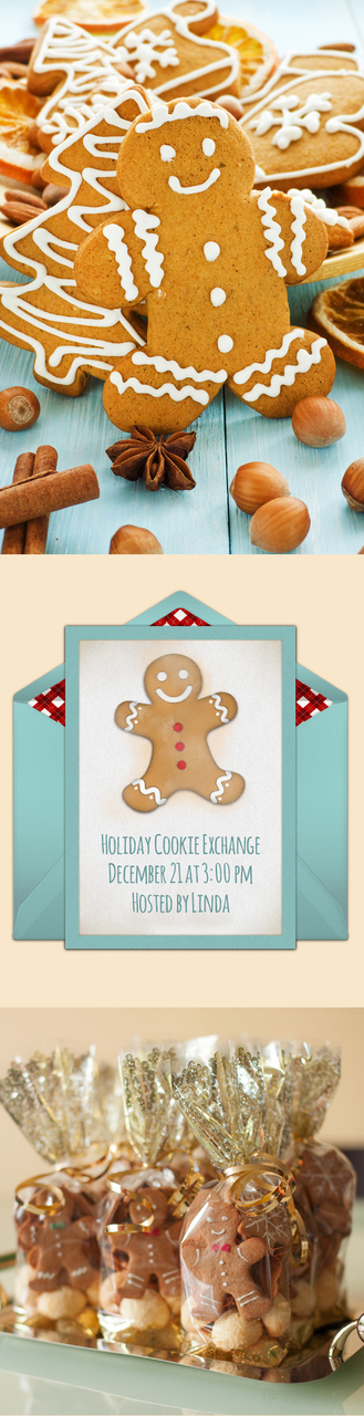 Cookie Exchange party ideas including activities, setup tips, invitations, and recipes!