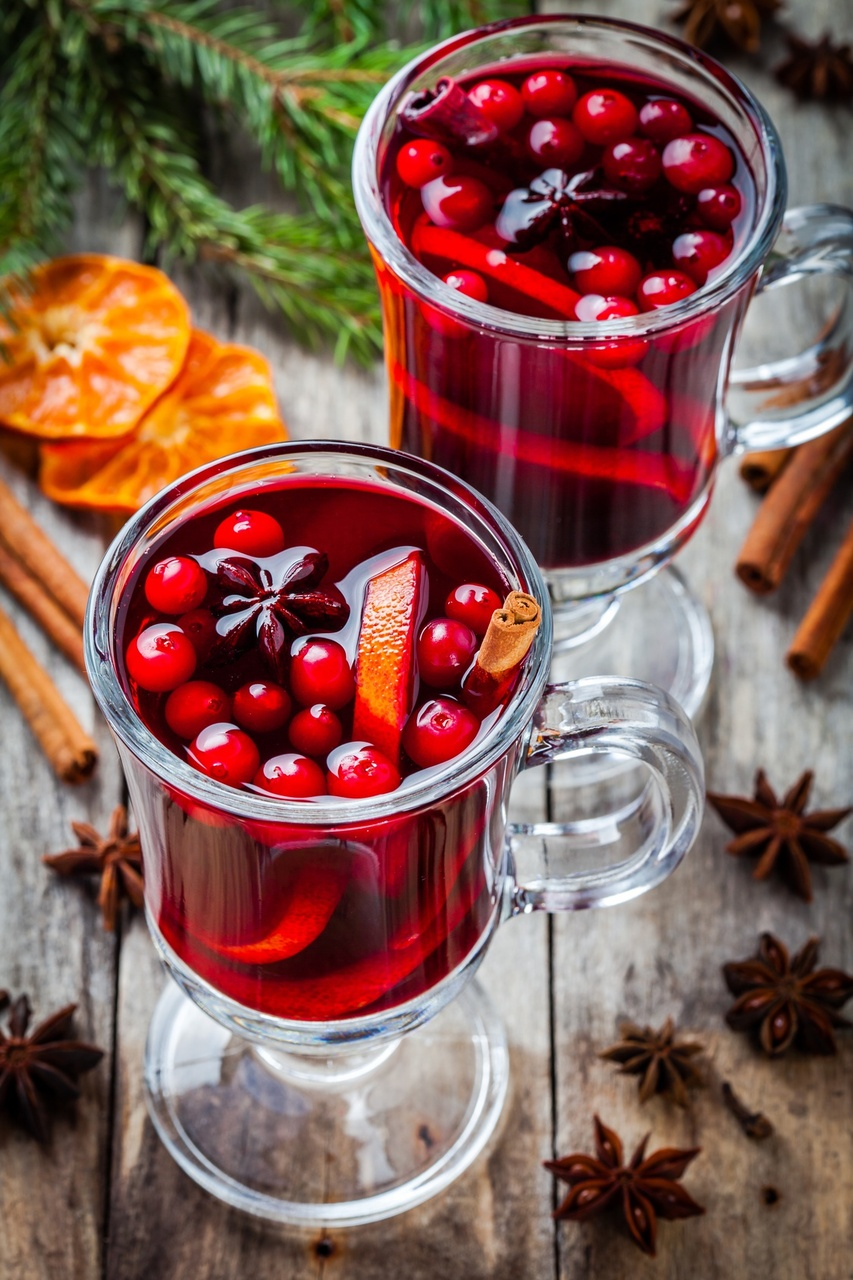 Non-Alcoholic Holiday Drinks
