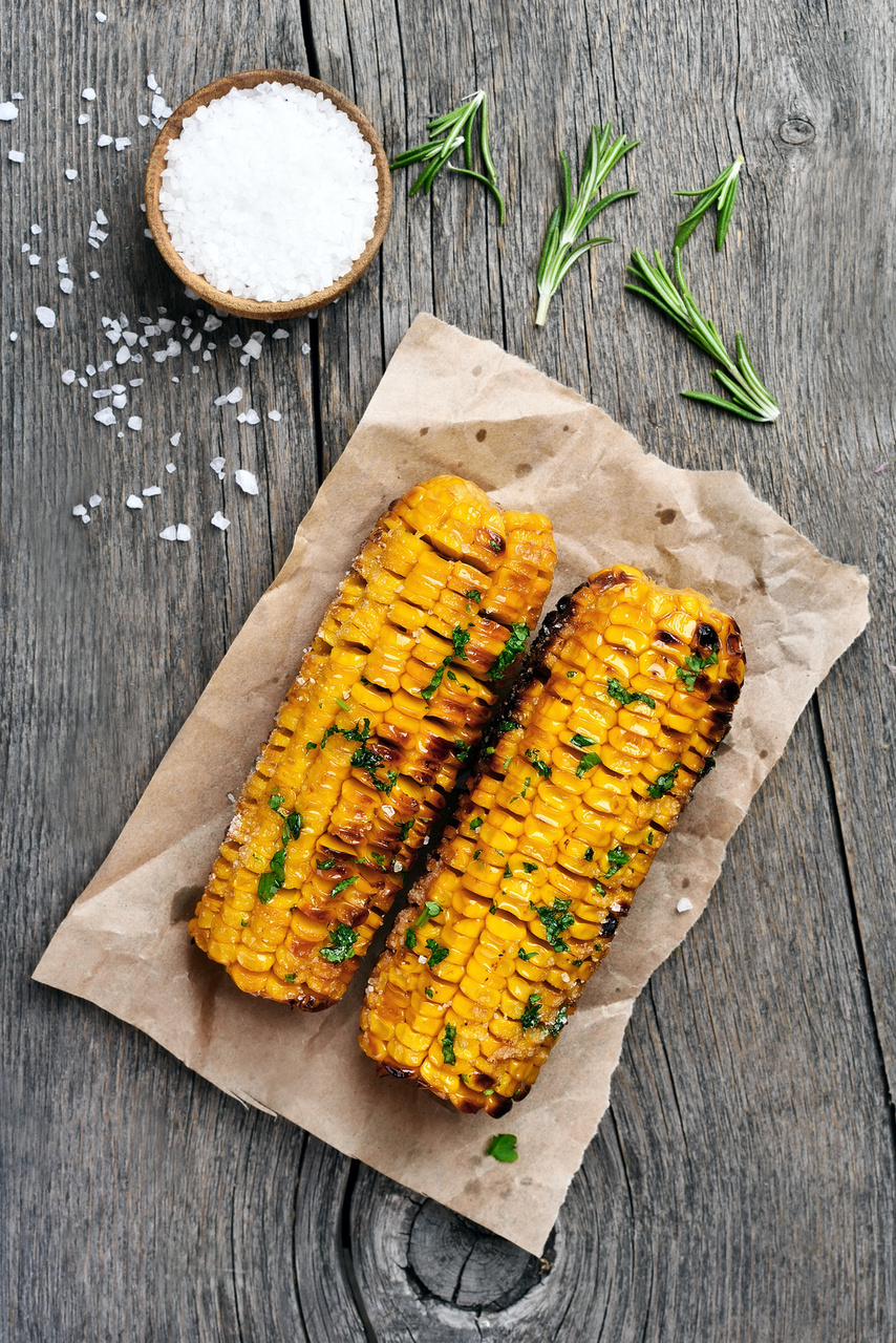 Cookout Side Dishes: Spicy Grilled Corn