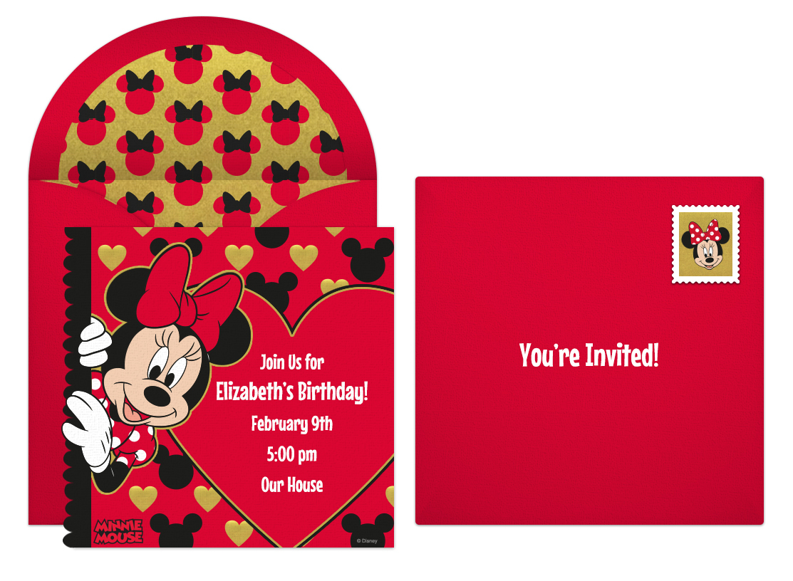 Plan a Bowtiful Minnie Mouse Birthday Party