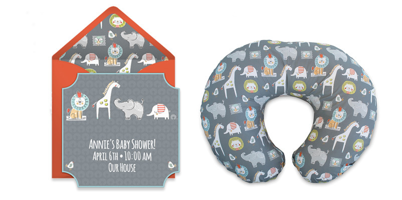Cutest Animal Baby Shower Themes