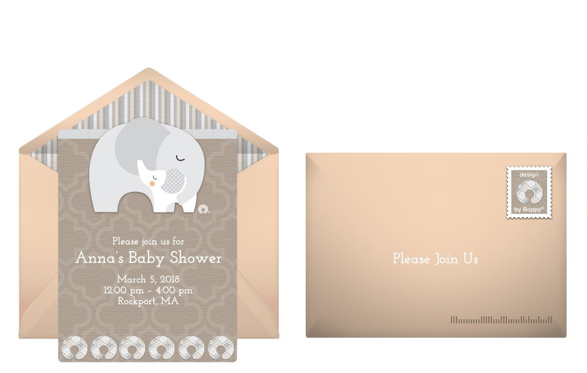 Baby Shower Stamps Us Postal Service ~ Whimsical baby shower themes and invitations
