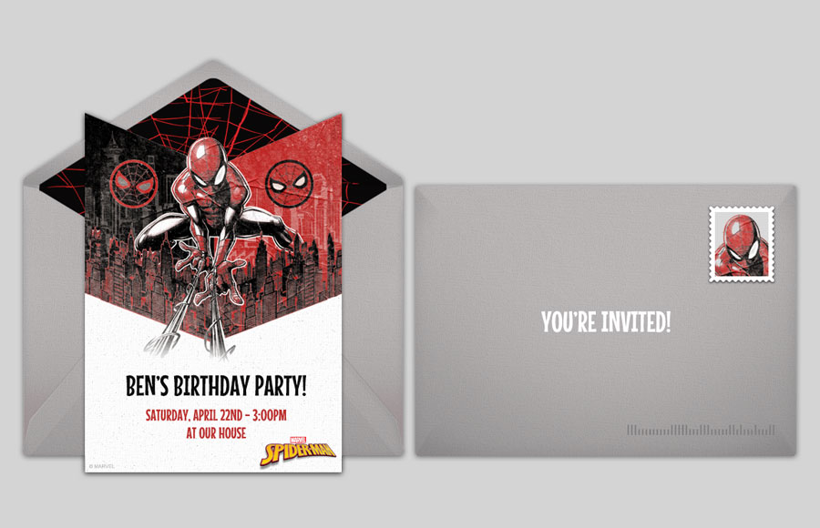 Plan a Spider-Man Sketch Party!