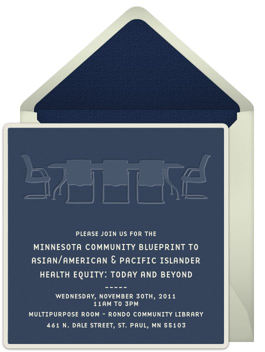 Minnesota Community Blueprint to Asian/American & Pacific Islander Health Equity: Today and Beyond