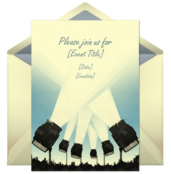 Outstanding Hollywood Theme Party Invitations Ideas 572 x 582 · 89 kB · jpeg