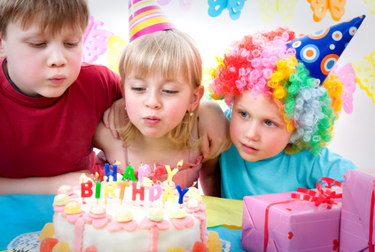 While some birthday party themes work for both kids and adults, ...