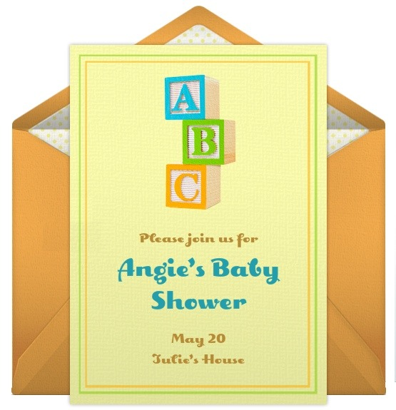 ... ABC baby shower ideas to jump start your baby shower planning