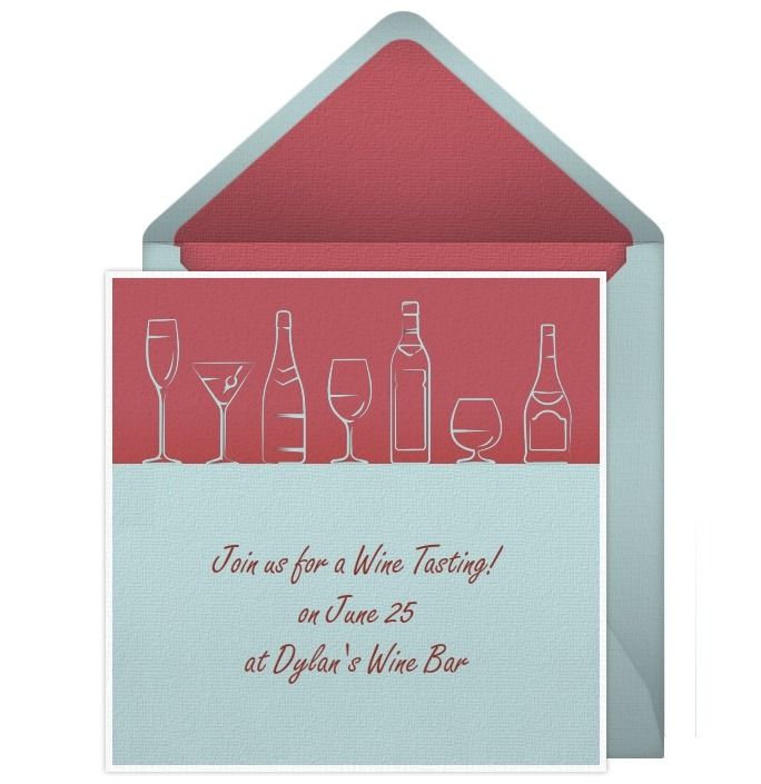 Email Invitations: Girls Night Out!