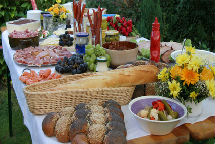 Food Alternatives For July 4th Party