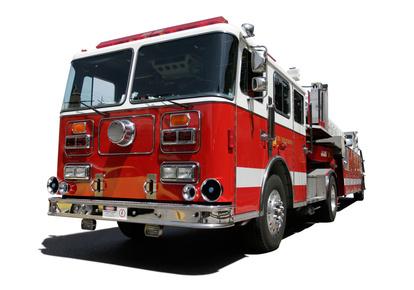 Buy Fire Engine Birthday Cake