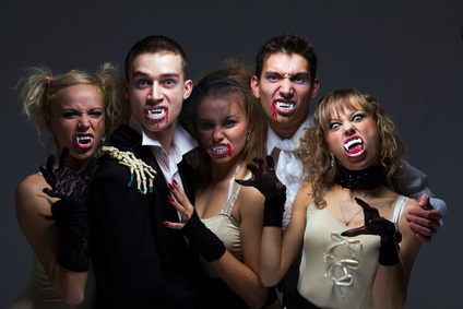 Halloween Party Games for Teenagers or Adults