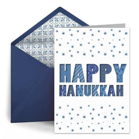 Sayings like Happy Hanukkah