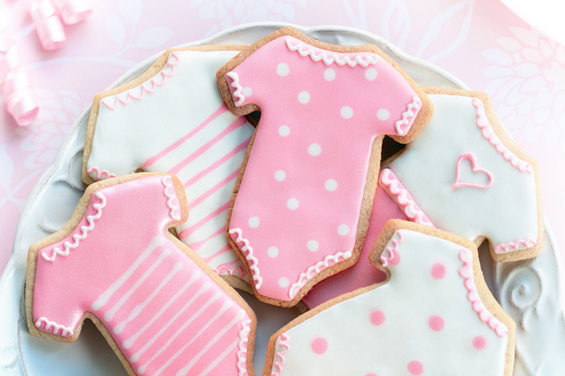 Here are some easy ballerina baby shower ideas to help inspire you
