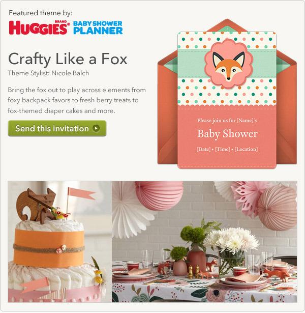 fox theme baby shower memes