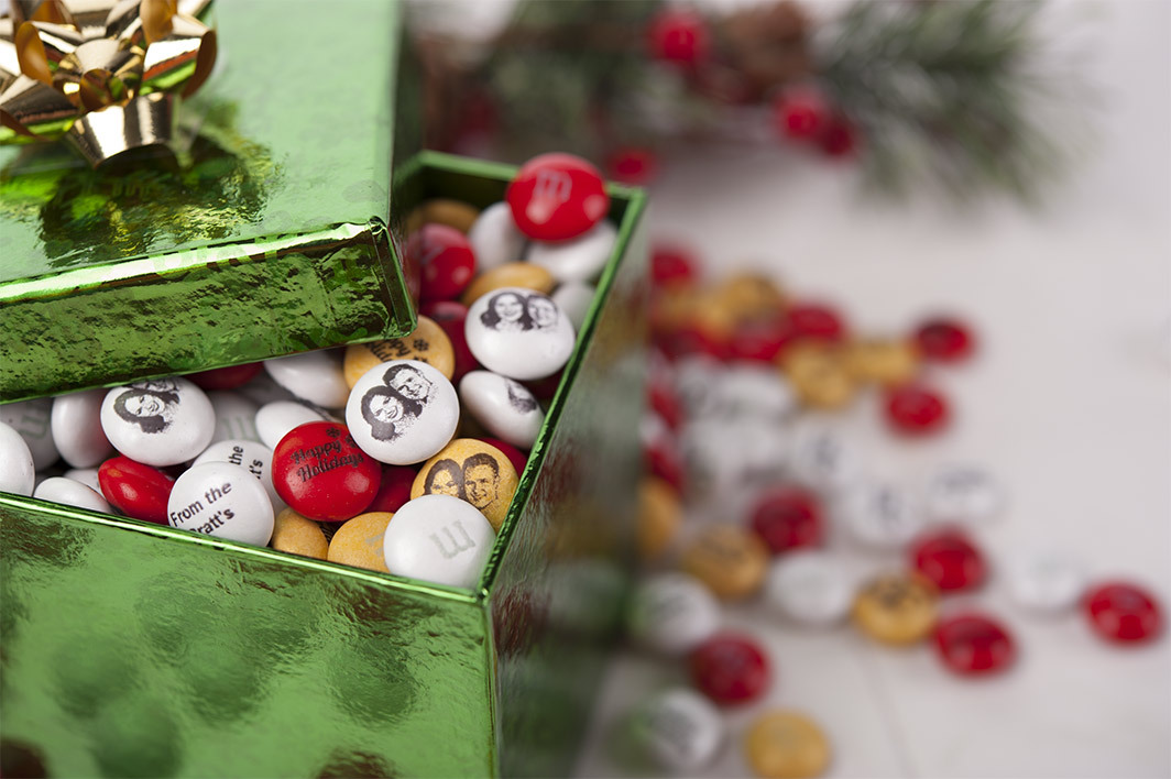 The Sweetest Christmas Party Favors
