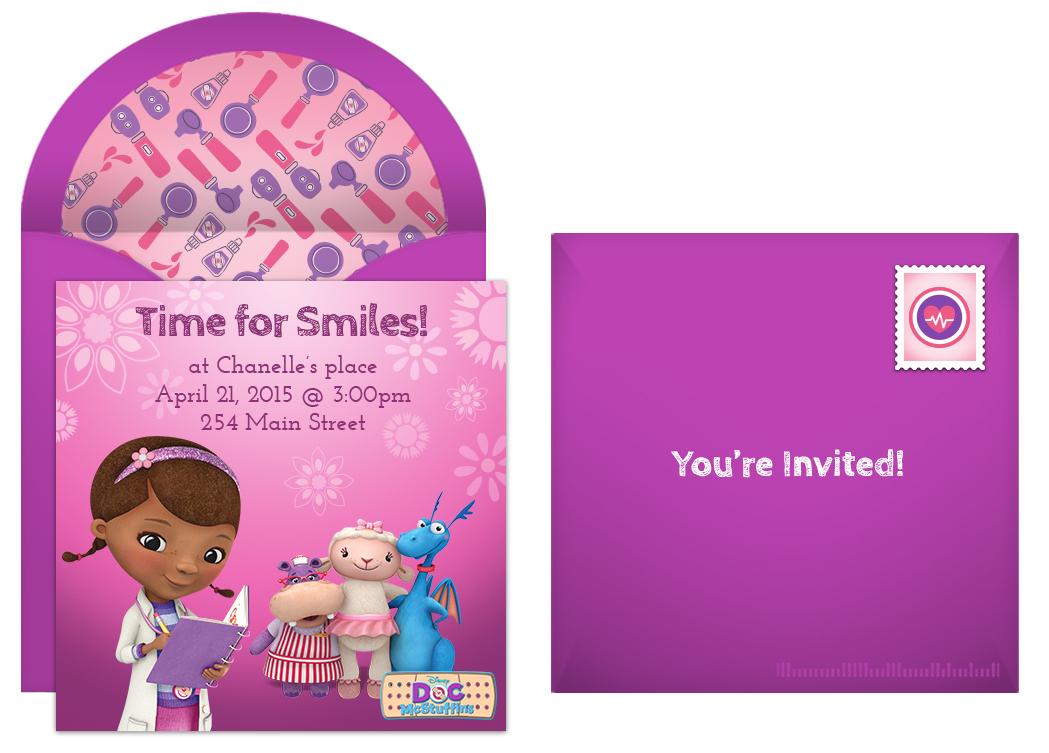 Monster Birthday Party Invitations with luxury invitation sample