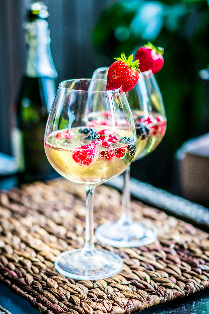 New Year S Champagne Cocktail Recipes