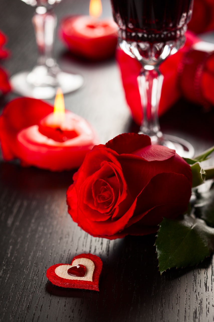 Romantic valentine 39 s day dinner for Romantic ideas for valentines day